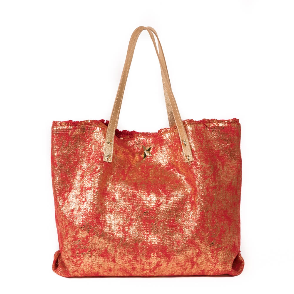 OASI BAG D576-ROSSO