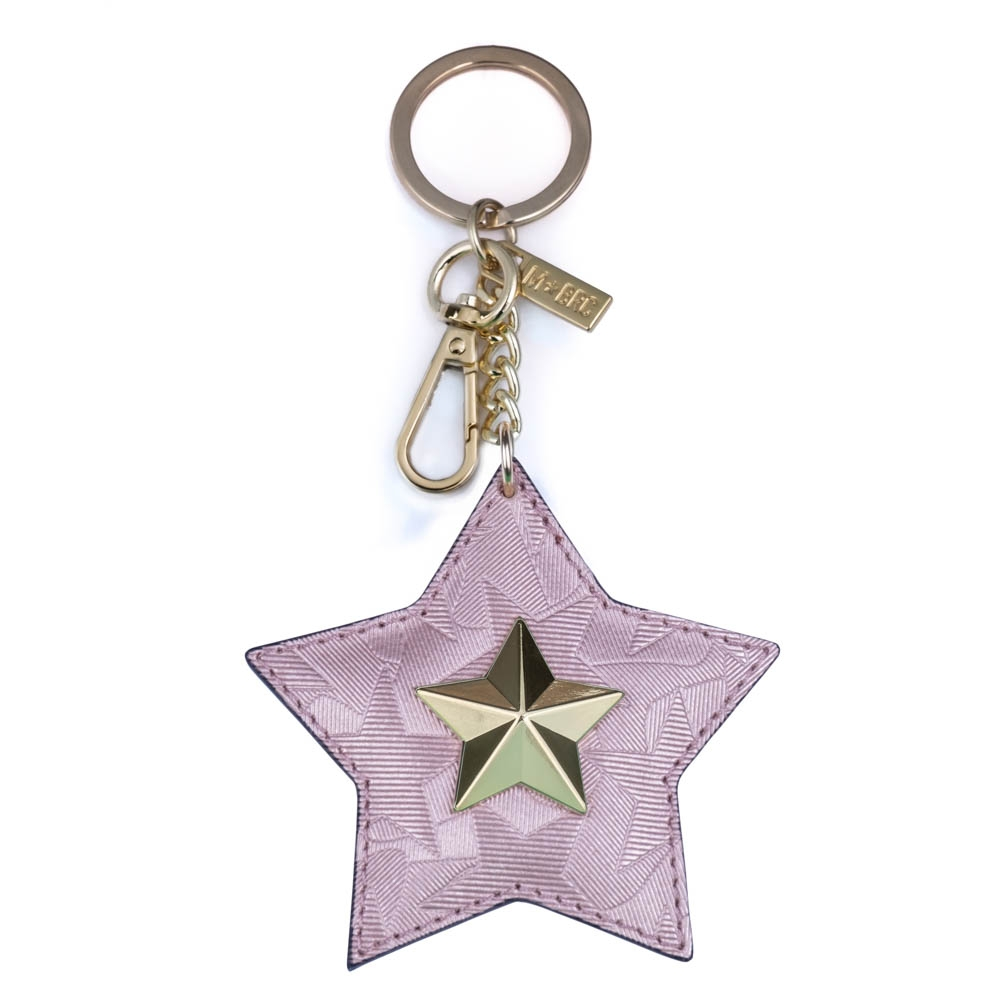 Leather keychain NC01-PC003