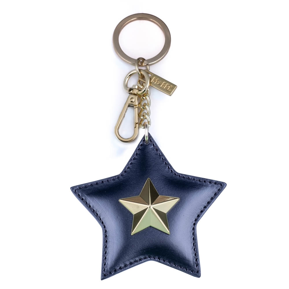 Leather keychain NC01-PC005