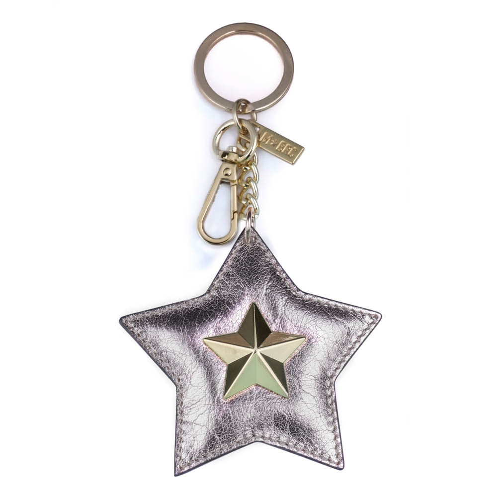 Leather keychain NC01-PC008